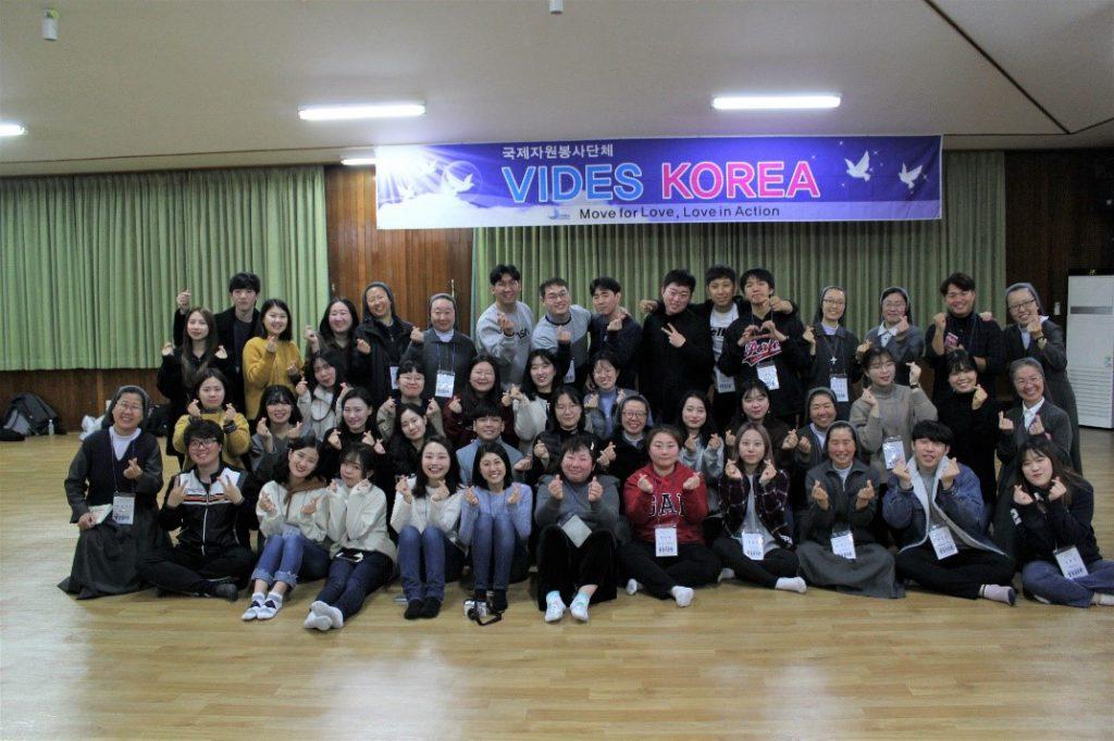 VIDES KOREA訪問