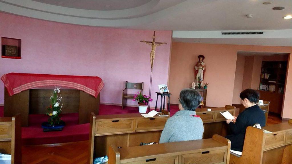 VIDES 祈りの会の活動