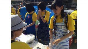 道灌祭り ボランティア参加!